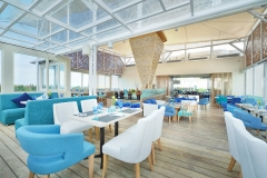 BLU Sky Restaurant