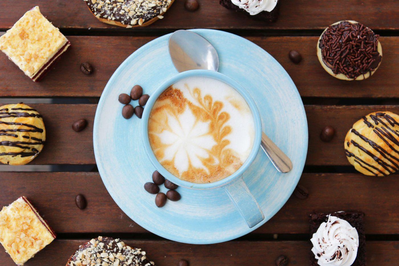 Coffee Time - Blue Sky Bali