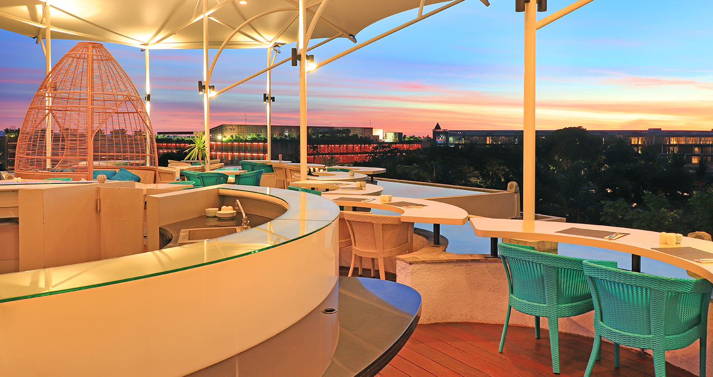 BLU Sky Restaurant-Bar-Lounge